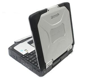 Panasonic CF-30 ToughBook Core 2 Duo L2400 1.66GHZ 500GB HDD 4GB -NO OS 7K HOURS