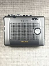 Sony TCM-450 VOR Cassette Corder Recorder Clear Voice Fully Functional RARE