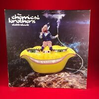 "CHEMICAL BROTHERS Elektrobank 1997 UK 3-track 12"" vinyl single EXCELLENT CONDITI"