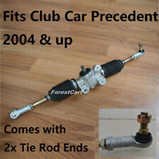 Steering Gear Box Assembly With Two Tie Rod Ends Club Car Precedent 102288601