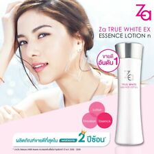 SHISEIDO ZA True White Ex Essence Lotion Whitening Moisture Anti Dullness 150ml