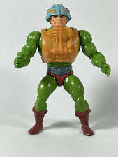 Vintage HE-MAN MOTU Man-At-Arms Action figure