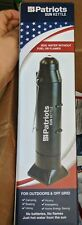 Genuine 4Patriots Sun Kettle Rocket Solar Thermos Cooker Water Heater - New!