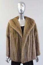 Autumn Haze Mink Fur Jacket Size M-L