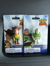 TOY STORY PACK OF SIX ERASERS