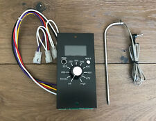 Pellet Grill Thermostat Control Board for Pit Boss with Meat Temperature Reading
