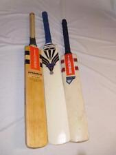 3 cricket bats,2 Gray- Nicolls 1 Fearnley used