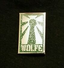 Aaron Wolfe Pin Phish Gamehendge festival anastasio gordon fishman Narrative