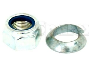 CONICAL NUT & SPRING WASHER FITS LELY POWER HARROW TINES