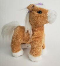 FurReal Friends BUTTERSCOTCH Interactive Plush Horse My Magical Show Pony Toy