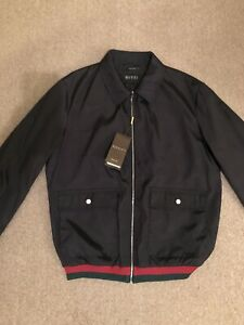 Genuine Mens Gucci Jacket New With Tags