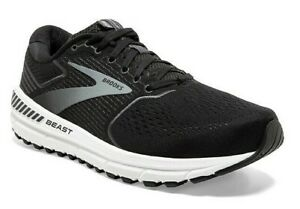 BROOKS BEAST '20 Scarpe Running / Corsa UOMO [+ GRATIS DHL] Black/Ebony/Grey