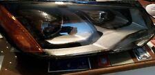 2011-2014 VW Toureg HID Xenon headlight right rh 7P1941752 OEM 1ZS01032810 broke