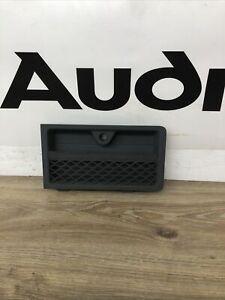 Audi TT Mk1 98-06 8N Roadster Lockable Storage Rear Glove Box Grey 8N7867402