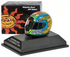 Minichamps Valentino Rossi Helmet - GP 250 Mugello 1999 1/8 Scale