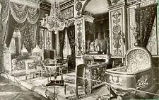77 - cpsm - Castello di FONTAINEBLEAU - Camera da letto Napoleone 1°
