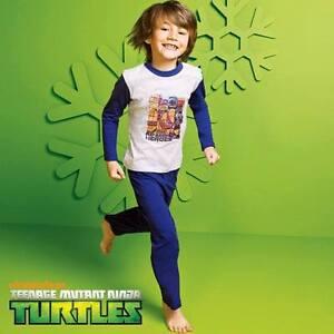 Avon Teenage Mutant Ninja Turtles PJs Age 9-10 New and sealed FREE UK POSTAGE