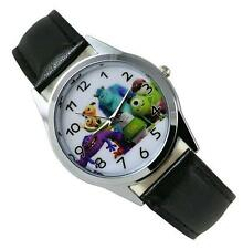 Monsters University Boy Girl Disney Child Fashion Watch Xmas Wrist