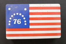 Bennington USA American Patriot Flag Playing Cards Deck (SEALED)