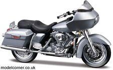 Maisto Harley-Davidson 2002 FLTR Road Glide 1:18 Scale Diecast Model Motorcycle
