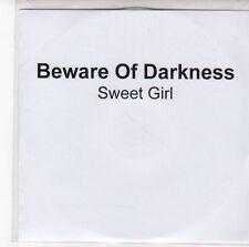 (EE324) Beware Of Darkness, Sweet Girl - 2013 DJ CD