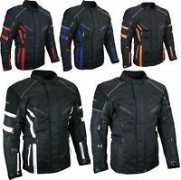 Heyberry Touren Motorradjacke Roller Motorrad Jacke Textil Gr. M bis 7XL