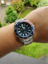 SEIKO Prospex Samurai Automatic Divers Watch