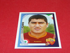 362 DAVID PIZZARO AS ROMA UEFA PANINI FOOTBALL CHAMPIONS LEAGUE 2007 2008