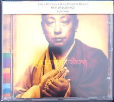 Lama Gyurme & Jean-Philippe Rykiel CD Rain Of Blessings - Vajra Chants - + Obi
