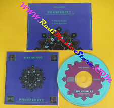 CD HARN ANAND Prosperity CKY00195 (Xs9) no lp mc dvd