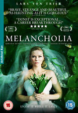 DVD:MELANCHOLIA - NEW Region 2 UK