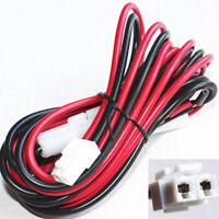 Power Cable For Kenwood Mobile TK-780H TK-890 TK-6110 TK-862G