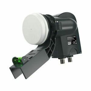 Fits Sky Q 2 OUTPUT Wideband LNB for new Q Boxes & MK4 Zone 1/ 2 Satellite Dish