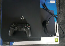 Playstation 4 Pro 1TB Game Console with Original Box & Accessories - PS4 Pro