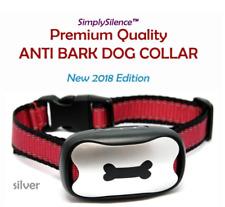Dog Anti Barking Device Collar - Sound & Vibration No Shock Small Medium & Large