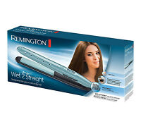 REMINGTON WET 2 STRAIGHT HAIR STRAIGHTENER S7300 *** BRAND NEW & SEALED ***