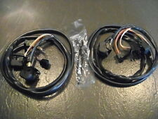 "NEW 1996-06 HARLEY FX XL HANDLEBAR SWITCH KIT 60"" WIRES HORN LIGHTS APEHANGERS"