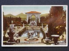Ireland CORK Glengarriff Italian Gardens on Garnish Island c1930 by Valentine's