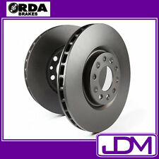 RDA Rear Brake Disc Rotors - Holden VE Commodore V6 models