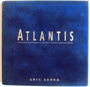 """ÉRIC SERRA - CD """"ATLANTIS"""" DE LUC BESSON - ÉDITION LIMITÉE"""