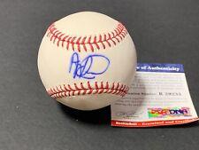 Albert Almora Chicago Cubs MLB Baseball PSA DNA COA Imperfect