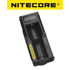 Nitecore UM10 DC5V USB Battery Charger for 18650/14500/10440/17670/16340 Battery