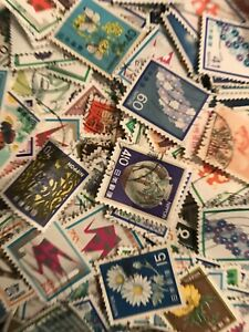 Just for Fun!! 50+ Japan Definitive Stamps Selection