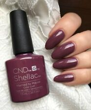 CND Shellac Gel Polish Married To Mauve - 7.3mL (.25 fl oz)