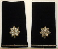 USAF Lieutenant Colonel LTC Soft Shoulder Boards Large for Dress Blues Uniform