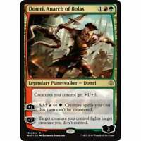 1x DOMRI, ANARCH OF BOLAS - War of the Sparks - MTG - NM - Magic the Gathering