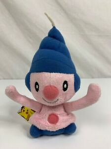 "Mime Jr Pokemon 7"" Plush JAKKS Pacific 2007 Seam Tags Diamond Pearl"