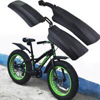 20-26'' MTB Bike Bicycle Cycling Road Tire Front Rear Mudguard Fender Mud Guard
