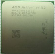 PROCESSORE AMD CPU Athlon X2 6000+ 3.1GHZ Socket AM2 POTENTE !