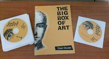 The Big Box of Art Hemera Technologies 24 CDs for Macintosh